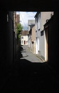 Puiseaux alley