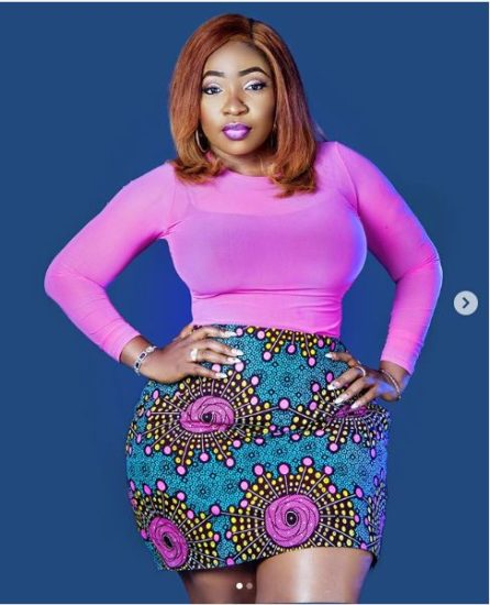 """Anita Joseph Curses """"Friend"""" Who Asked Her To Reduce Her Hips & Bum"""