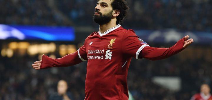 Salah Fires Liverpool back to Winning Ways