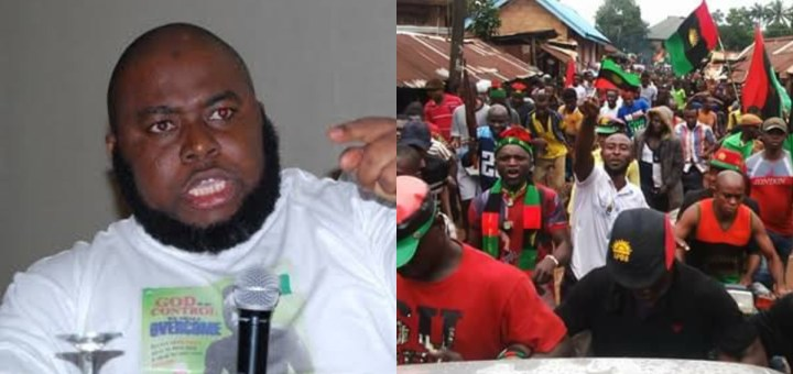 #NigeriaDecides2019: We'll revenge killing of Biafrans in Lagos - Asari Dokubo tells Nigerians (Video)