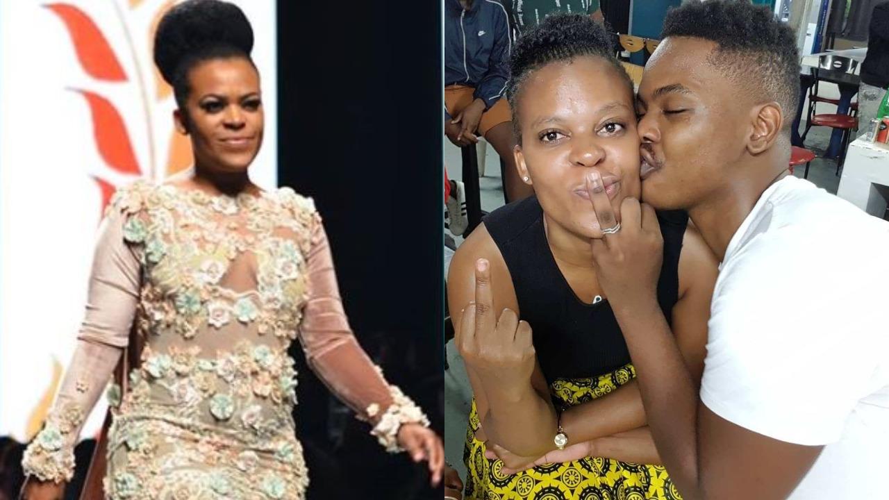 SA Pantless Dancer, Zodwa Wabantu Proposes To Her Boyfriend With $43,000 Diamond Ring - Naijalog