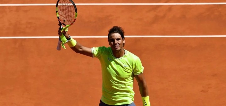 Rafael Nadal beats Dominic Thiem to win 12th French Open title at the 2019 French Open