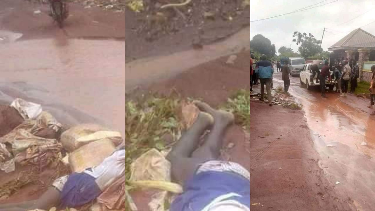 Flood kills 13-year-old pupil in Edo State (Graphic Photos) | LuciPost