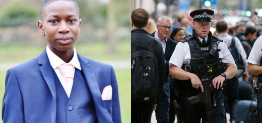 Image result for images of UK police announce £20k reward for anyone with useful information that would lead to the arrest of killers of 16 year old Nigerian, John Ogunjobi