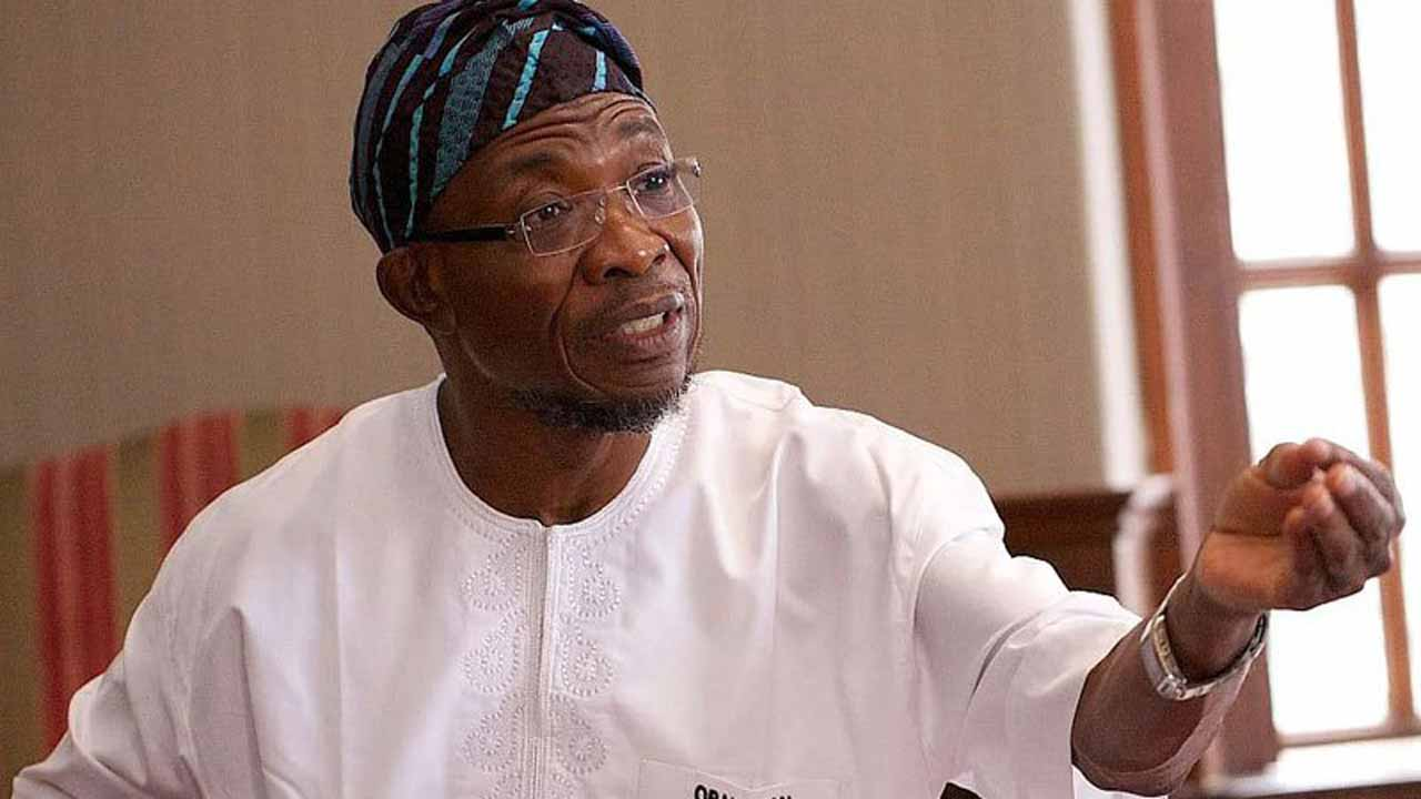 Lagos Police arrest fake lawyer parading himself as Rauf Aregbesola's aide