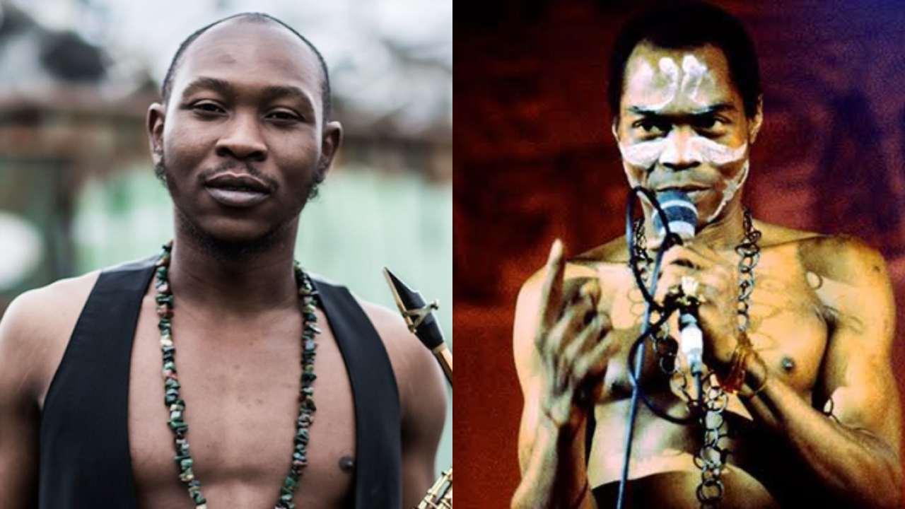 Seun Kuti, son of Fela Anikulapo-Kuti remembers his father