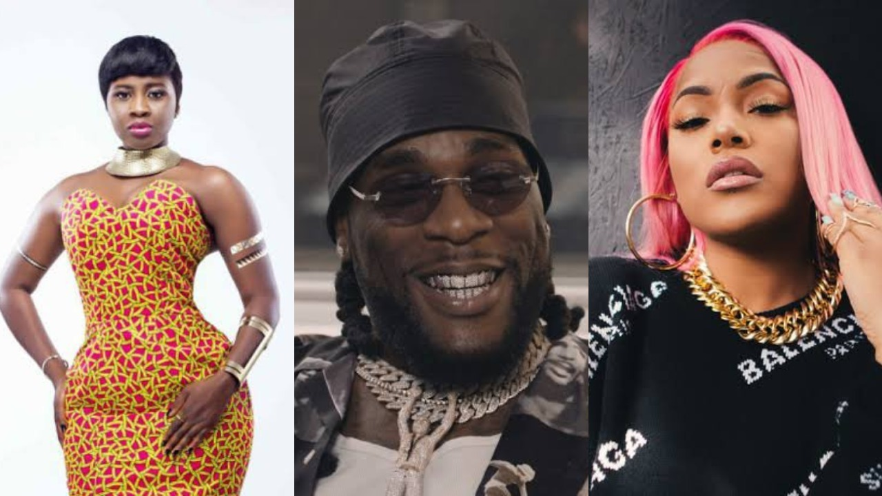 Burna Boy finally reacts to the news that he dumped his