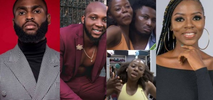 #BBNaija 2019: 'I stepped down for Tuoyo because Diane's Affection for 3 Housemates confused me' – Nelson (Video)
