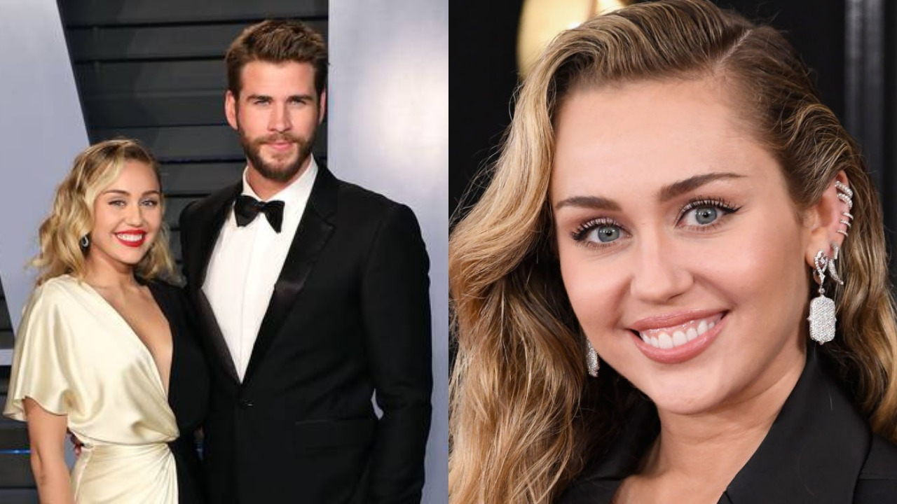 'Change is inevitable' - Miley Cyrus breaks her silence after her shock split from Liam Hemsworth