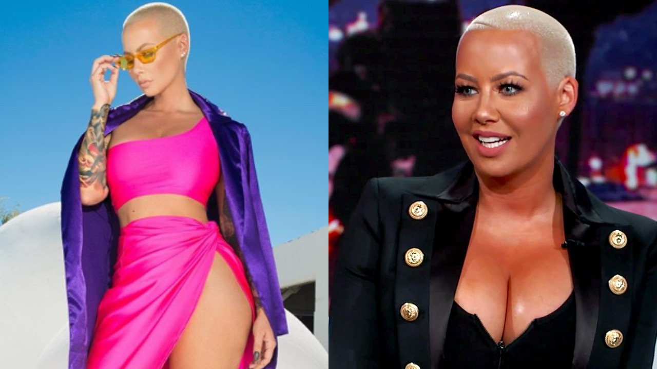 Amber Rose reveals she stopped being Friends with 20 People in 2018 for sleeping with her Boyfriend, stealing her Jewellery and Money