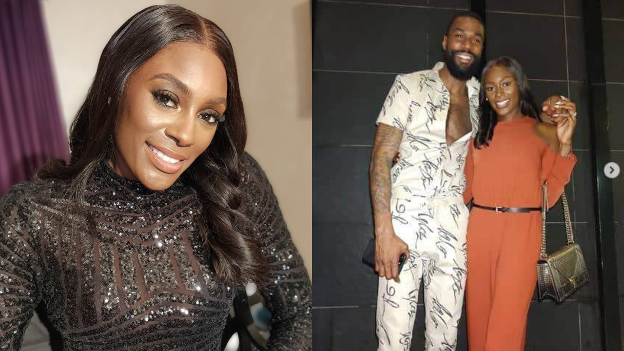 Image result for BBNaija Star, Mike's Wife Opens Up About Her Husband Being Away For 99 Days