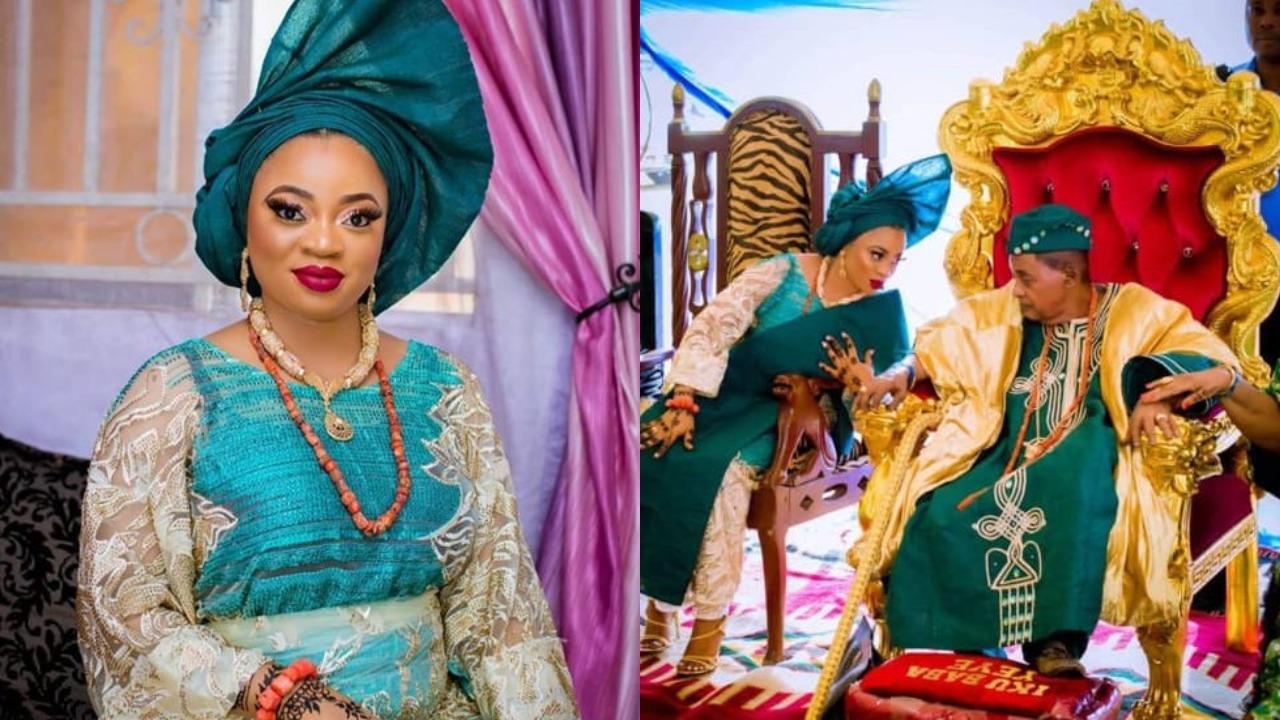 How marrying Alaafin of Oyo changed my life - Ayaba Anuoluwapo Adeyemi opens up