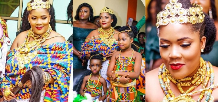 """""""I am 35years, a single mother, fat with stretch marks, now I am married"""" - Newly married Woman shares her Testimony"""