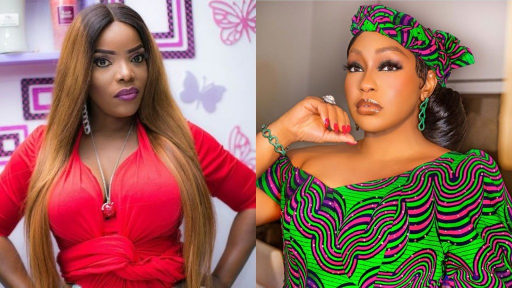 You Are Not Important - Troll Slams Empress Njamah After Rita Dominic Failed To Invite Her To Her Party