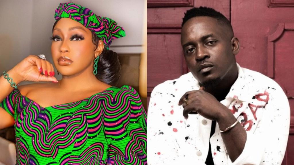 I still have a huge crush on Rita Dominic - MI Abaga reveals