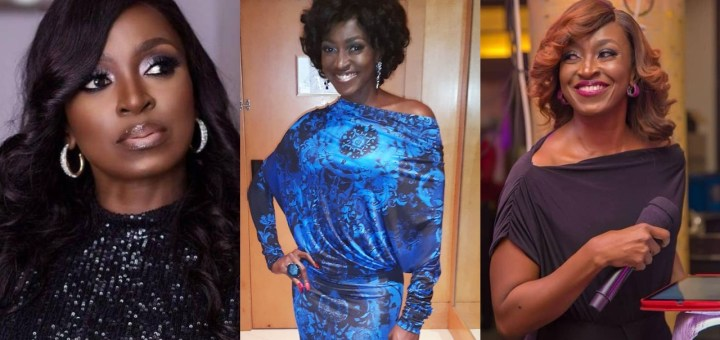 Check out this cute Throwback Photo of Actress, Kate Henshaw