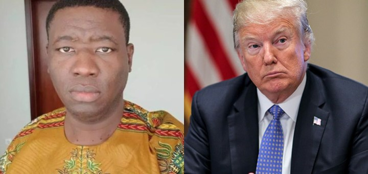 Donald Trump is an Inspiration - Pastor Adeboye's son, Leke reacts to US & Iran's crisis