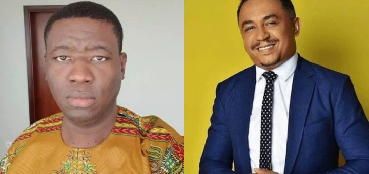 Leke Adeboye speaks about First Fruit, encourages Christians to partake in it, Daddy Freeze & his followers react (Video)