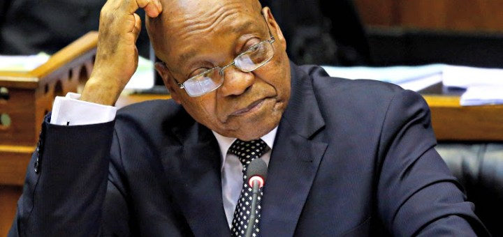 South African court issues arrest warrant for ex-president Jacob Zuma