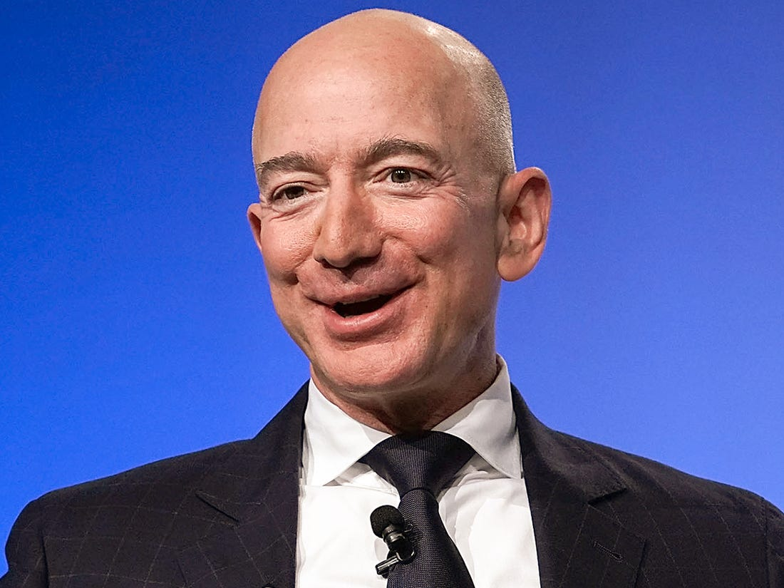 Jeff Bezos adds $13 Billion to his fortune in just 15 minutes