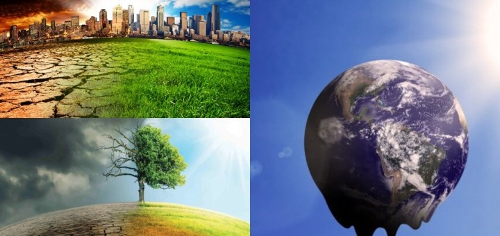 Climate Change: A Major Global Threat - Isidoros Karderinis