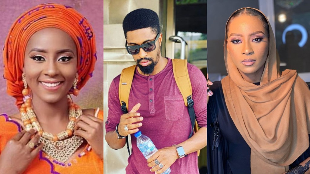 Hausa actress, Maryam Booth accuses her ex-boyfriend of