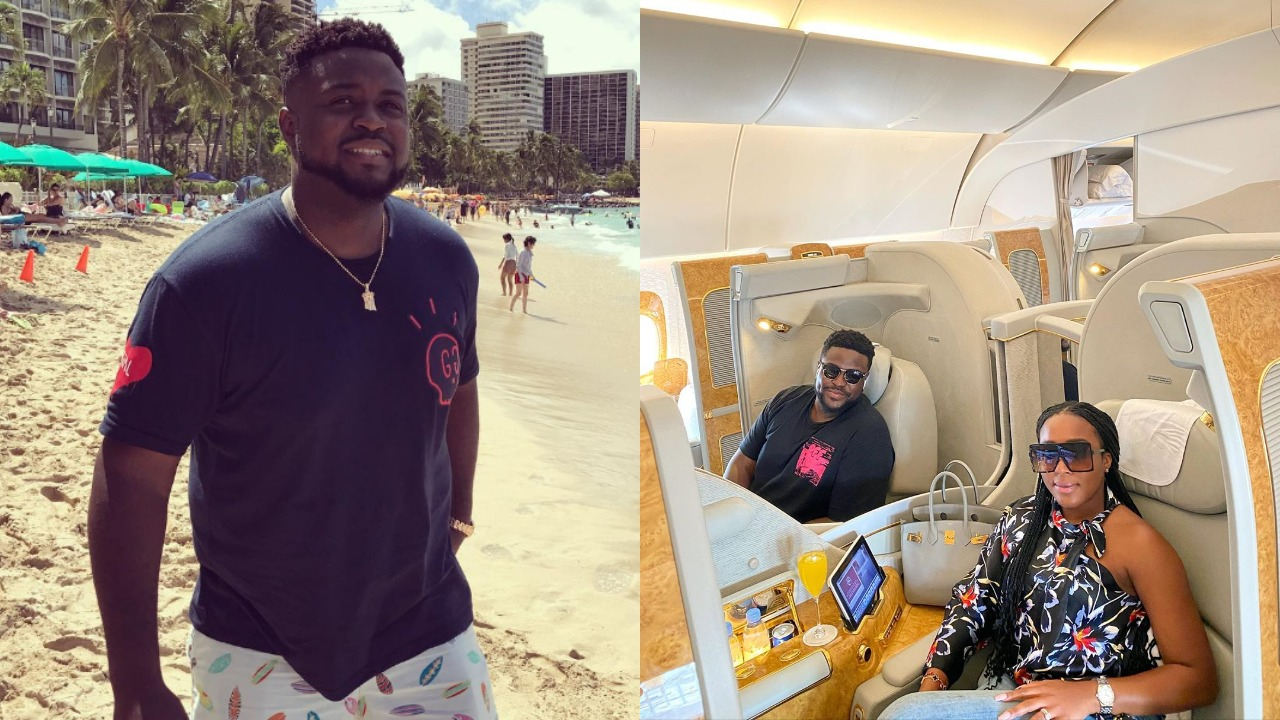 Since Kani became my wife, my blessings have tripled - Davido's older brother Adewale Adeleke says