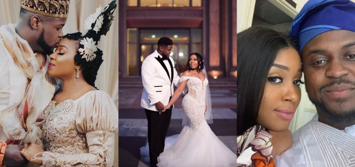 More Photos and Videos from Adewale Adeleke's White Wedding in Abu Dhabi