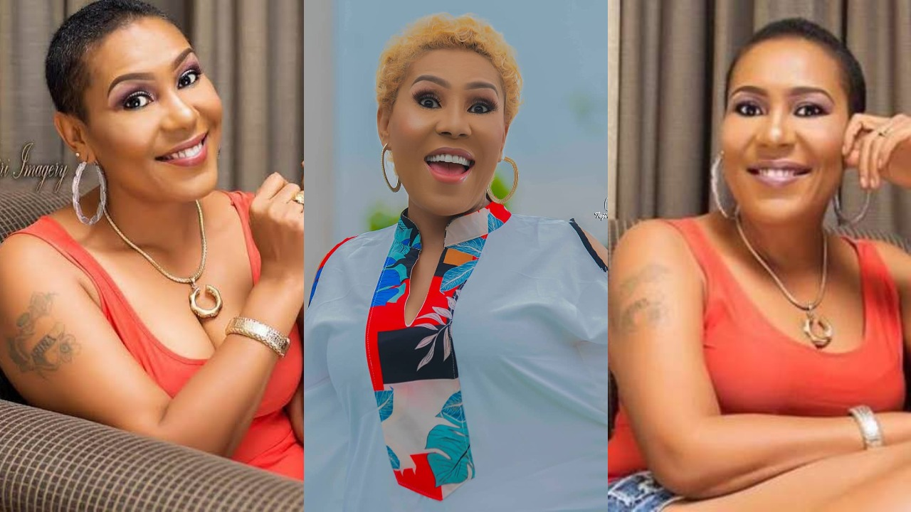 Actress Shan George slams those who think people can't make it ...