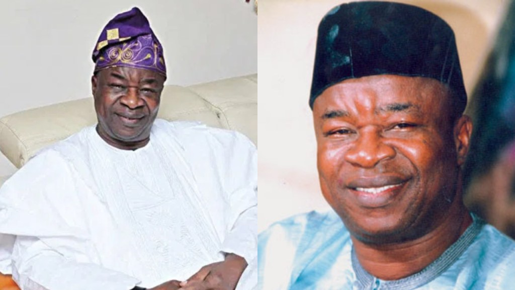 Most Nollywood actors lift themselves by using Sugar Daddies and Mummies - Wale Adenuga says