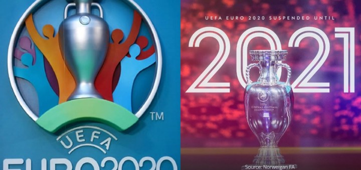 Coronavirus: Euro 2020 postponed until Summer of 2021