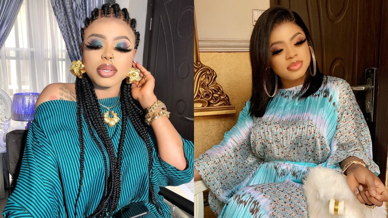 Bobrisky shows off the marriage proposal a guy sent to him ...