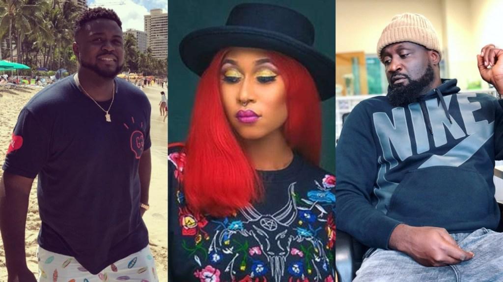 Cynthia Morgan VS Jude Okoye: Davido's brother, Adewale Adeleke slams artistes & their fans