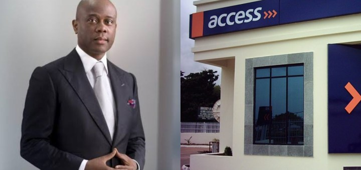 75% of Access Bank staff face sack and those retained are to take a pay cut - Bank's MD announces (Video)