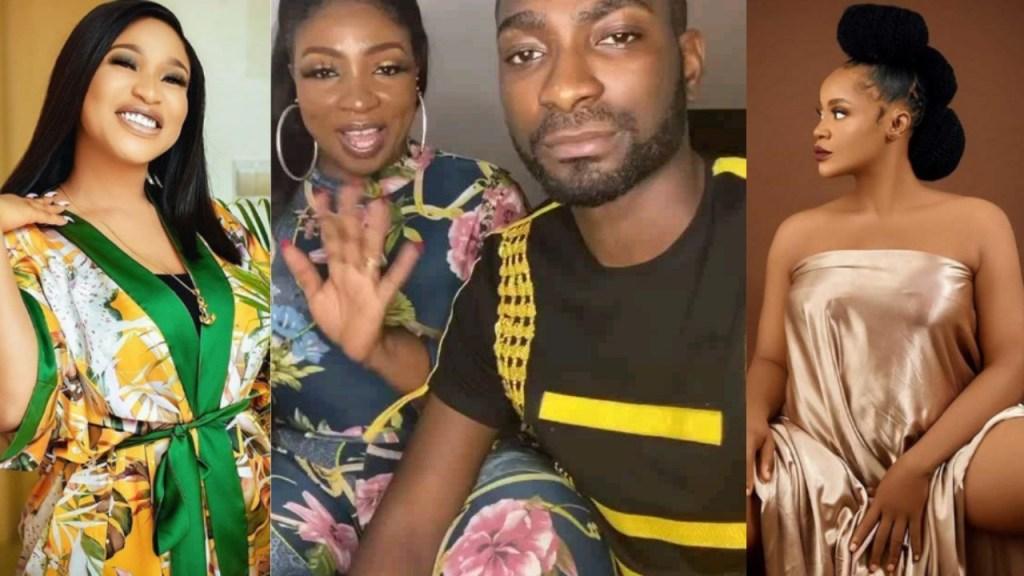 Anita Joseph faults married women who say their husbands raped them, Tonto Dikeh & Uche Ogbodo react (Video)