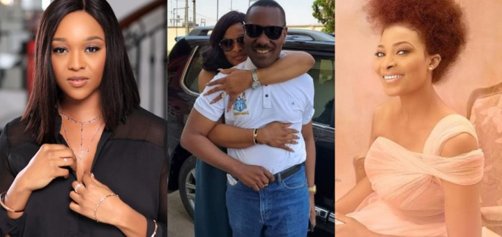 How Ibidun Ighodalo prayed for me after I had Miscarriage - Anita Okoye reveals