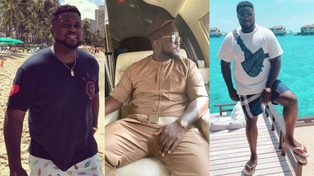 Davido's brother, Adewale reacts to Single Moms wishing themselves Happy Father's Day