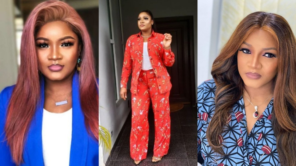 Actress Omotola Jalade Ekeinde shreds a man who accused women of helping to arouse the Sexual Demon in men