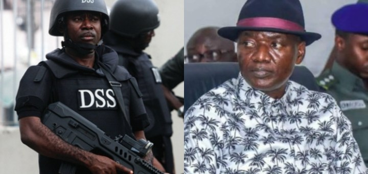 DSS confirms alteration in Bayelsa Deputy Governor's Certificateq