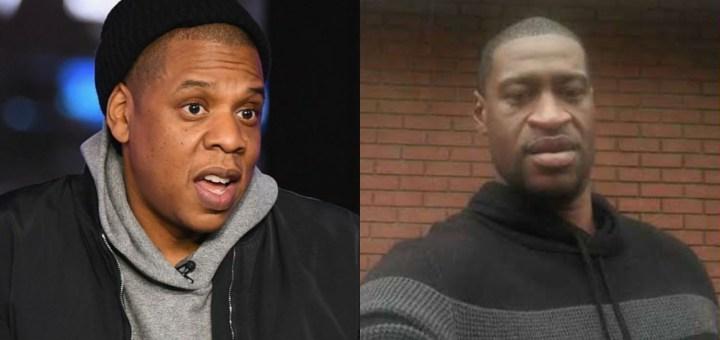 Jay-Z issues a statement regarding George Floyd's Death