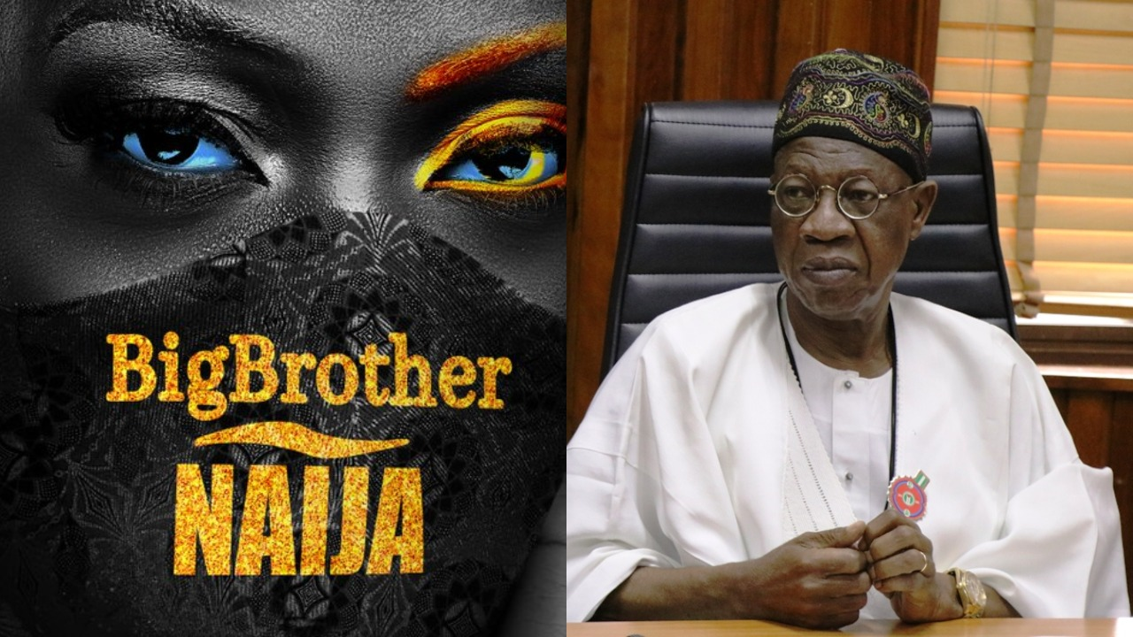 Lai Mohammed allegedly asks NBC to stop #BBNaija 'over COVID-19 ...