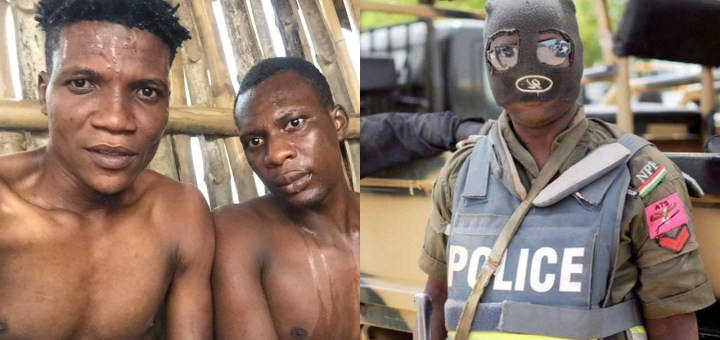 We were extorted and treated like criminals - Nigerian man recounts his Police ordeal along the Benin-Ore expressway