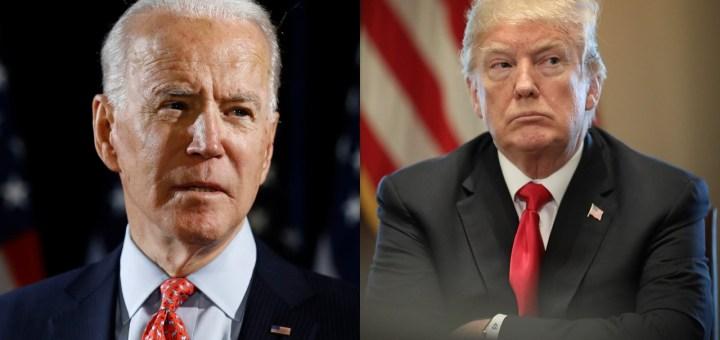 Election 2020: Joe Biden leads Donald Trump in new polls