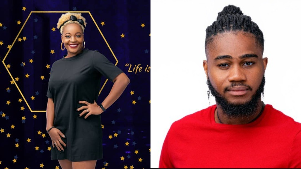 """#BBNaija 2020: """"Better come down from that high horse"""" - Praise blasts Lucy as they fight over food"""