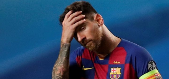 Lionel Messi reportedly tells Barcelona he wants transfer out of the club immediately