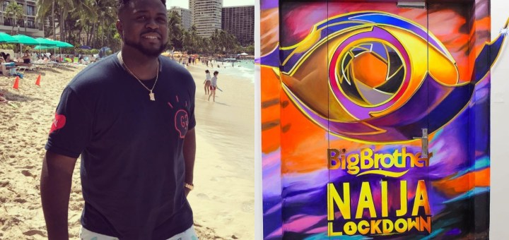 Y'all lame as hell watching big brother like your life depends on it! - Adewale Adeleke, older brother of Davido slams #BBNaija viewers