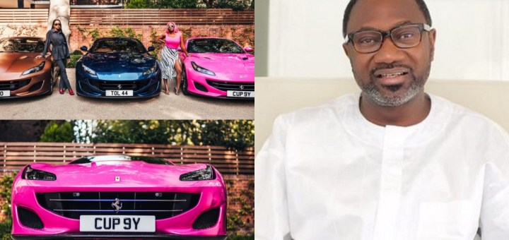 See how Nigerian father dragged his son after he compared him to billionaire dad, Femi Otedola