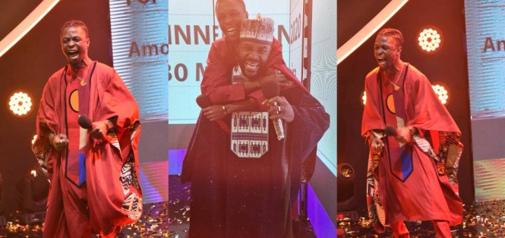 #BBNaija: Laycon won our hearts with his simplicity - Nigerians react as Laycon emerges winner of reality show