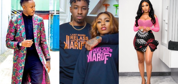 Ike just wants to stay around Mercy until she fades, she has the qualities of a girlfriend not wife - Lady claims