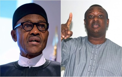 https://twitter.com/fkeyamo/status/1319575703365558272?ref_src=twsrc%5Etfw%7Ctwcamp%5Etweetembed%7Ctwterm%5E1319575703365558272%7Ctwgr%5Eshare_3%2Ccontainerclick_0&ref_url=https%3A%2F%2Fakpraise.ng%2Fwhat-an-old-man-can-see-sitting-a-young-man-cant-see-even-if-he-climbs-iroko-tree-festus-keyamo-defends-buhari%2F